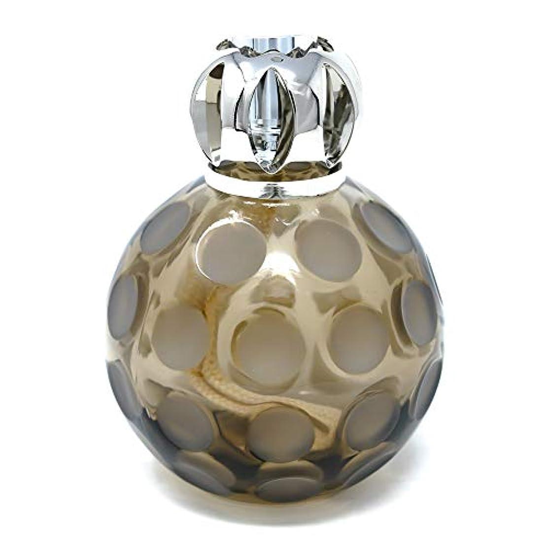 平和有名な文Lampe Bergerランプ – 球Smoky