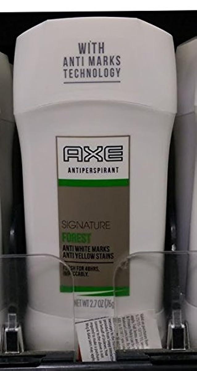 振動するスカート弁護人AXE White Label Forest アックスホワイトラベルフォレスト [並行輸入品]