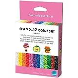 ナノビーズ 12色セット 80-54360