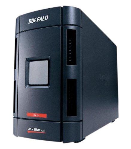BUFFALO Link Station RAID機能 省エネ ネットワーク対応HDD1TB LS-WH1.0TGL/R1