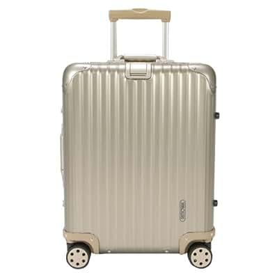 RIMOWA [ リモワ ] トパーズ チタニウム 923.56.03.4 Topas Titanium マルチホイール チタンゴールド (シャンパンゴールド) スーツケース 4輪 45L