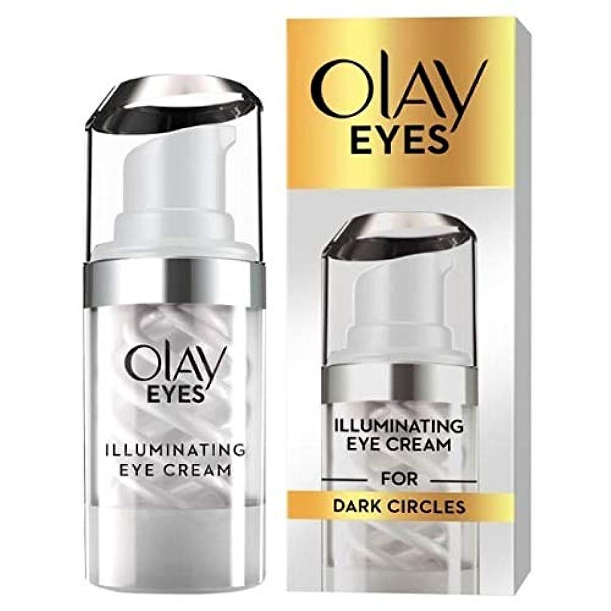 鉱石スペイン多様性[Olay] アイクリーム15ミリリットルを照らすオーレイ目 - Olay Eyes Illuminating Eye Cream 15Ml [並行輸入品]
