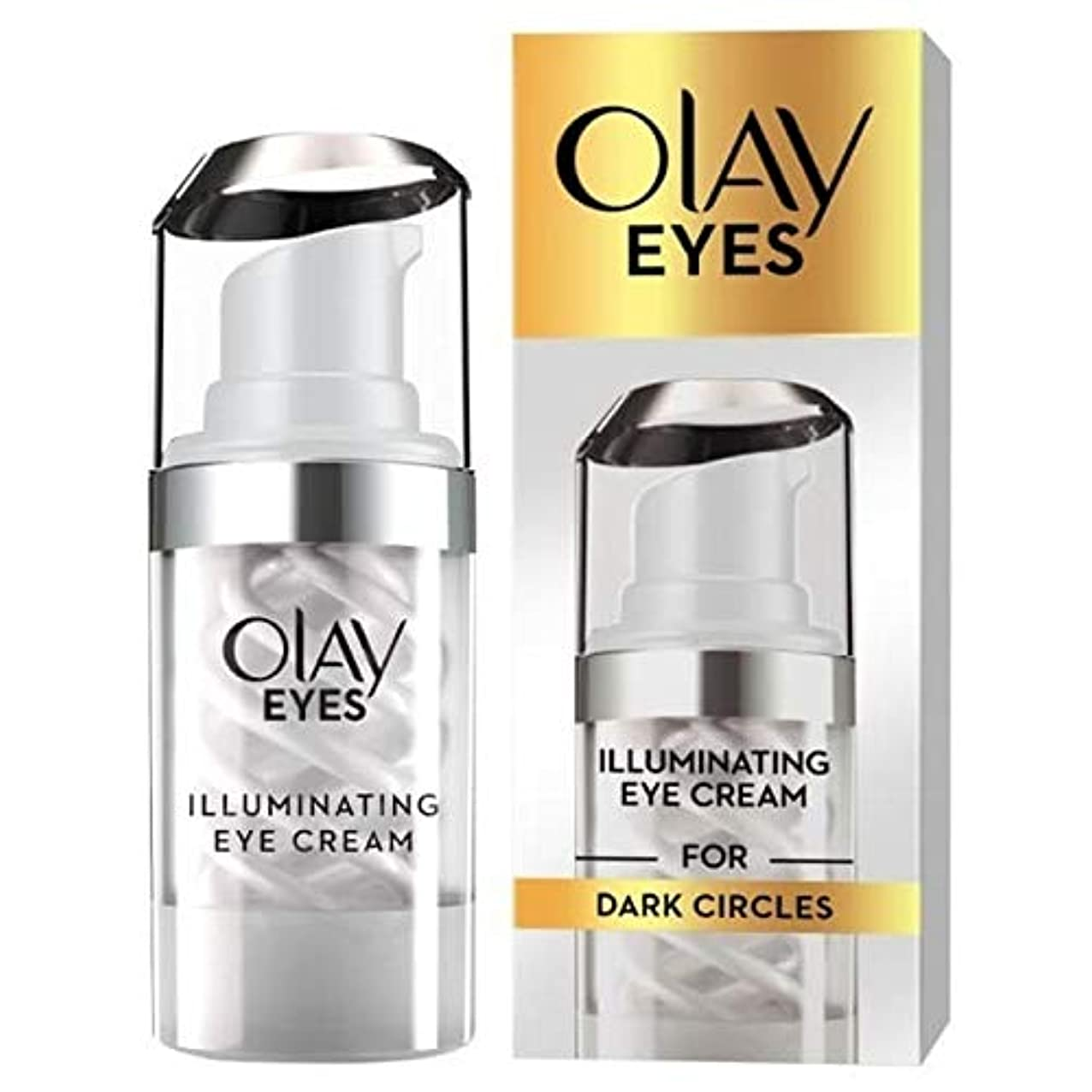 体現するベッドある[Olay] アイクリーム15ミリリットルを照らすオーレイ目 - Olay Eyes Illuminating Eye Cream 15Ml [並行輸入品]