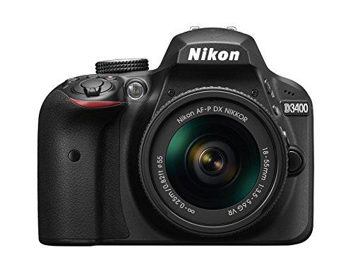 Nikon デジタル一眼レフカメラ D3400 AF-P 18-55 VR レンズキット
