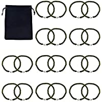 Gejoy Military Boot Straps Blousing Garters Elastic Boot Bands with Metal Hooks for Navy Army and Air Force, 10 Pairs