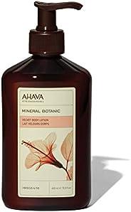 AHAVA Mineral Botanic Body Lotion, Hibiscus, 400ml