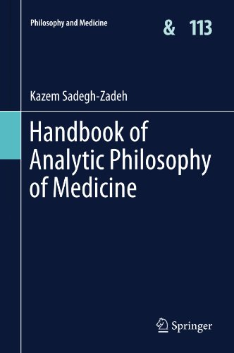 Handbook of Analytic Philosophy of Medicine: 113 (Philosophy and Medicine)