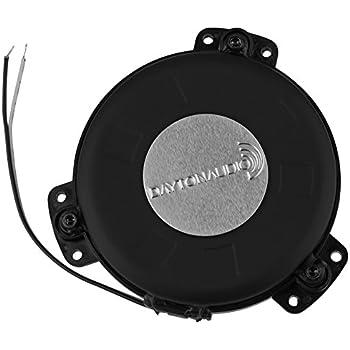 【国内正規品】Dayton Audio TT25-8  ミニ バスシェーカー 8Ω ペア PS-SEX013