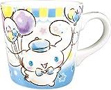 ティーズファクトリー マグカップ サンリオ シナモロール キラキラ ショップ 220ml SR-5524507CR
