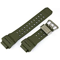 Casio 10455203Genuine Factory Replacement Resin Watch Band Fits gw-9400–3