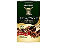 キーコーヒー LP トラジャブレンド 200g×12袋入