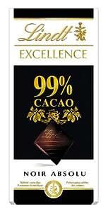 リンツ(Lindt) エクセレンス・99%カカオ 50g