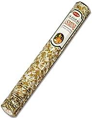 HEM(ヘム) ジャスミン JASMINE スティックタイプ お香 1筒 単品 [並行輸入品]
