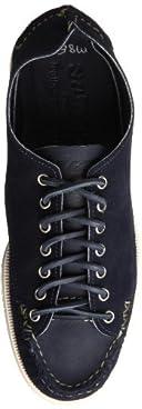 Sneaker Moc OX w/ Saylor Sole 10627M: Indigo