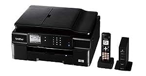 brother A4インクジェットプリンター複合機/FAX/10/12ipm/無線LAN/デジタル子機1台/両面印刷/ADF MFC-J897DN