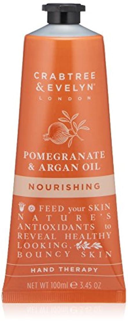 泥棒付き添い人キネマティクスクラブツリー&イヴリン Pomegranate & Argan Oil Nourishing Hand Therapy 100ml/3.45oz並行輸入品