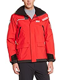 Helly Hansen Men's Skagen Race Jacket Red X-Large [並行輸入品]