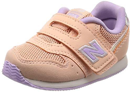[ニューバランス] ベビーシューズ IV996   IZ996(現行モデル) 運動靴 通学履き 男の子 女の子 12_マーメイドピンク(M2) 16 cm