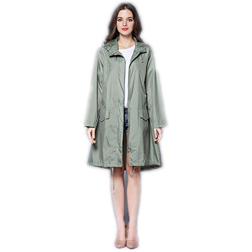 [해외]VeroMan 경량 레인웨어 레인 코트 스프링 코트 프리 사이즈/VeroMan light weight rain wear raincoat spring coat free size
