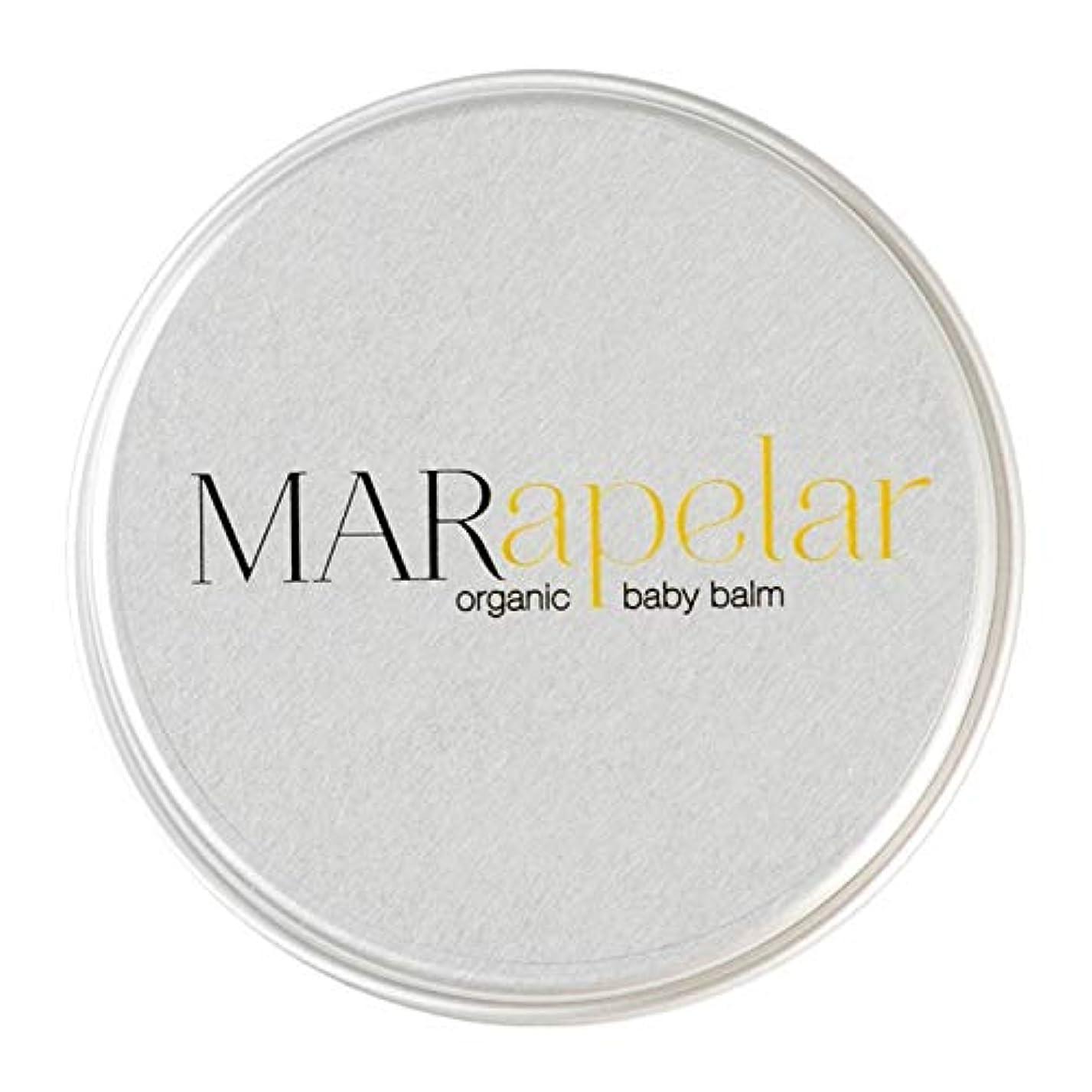 ベッドを作る頑丈ペルメルマールアペラル (MARapelar) オーガニックバームクリーム(20g) / 約30日分