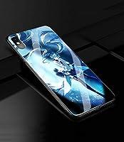 Marutuki アニメ 漫画 スマホケース スマホカバー おしゃれ 可愛い iPhone 6 6s アイフォン 保護ケース 携帯電話の殻 軽量 強化ガラス ハードケース