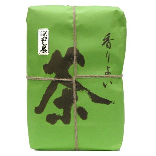 葉桐 香りよい深むし茶 5パックセット