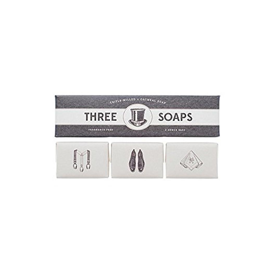 リズム酔ったコーンIzola Trio Of Soaps - 石鹸のイゾラトリオ [並行輸入品]