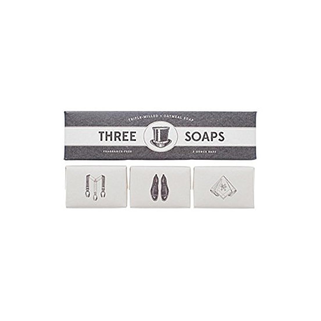 発生する華氏反射石鹸のイゾラトリオ x2 - Izola Trio Of Soaps (Pack of 2) [並行輸入品]