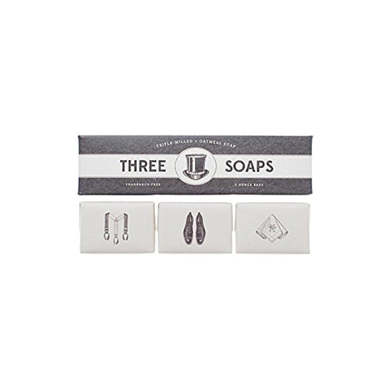 Izola Trio Of Soaps - 石鹸のイゾラトリオ [並行輸入品]
