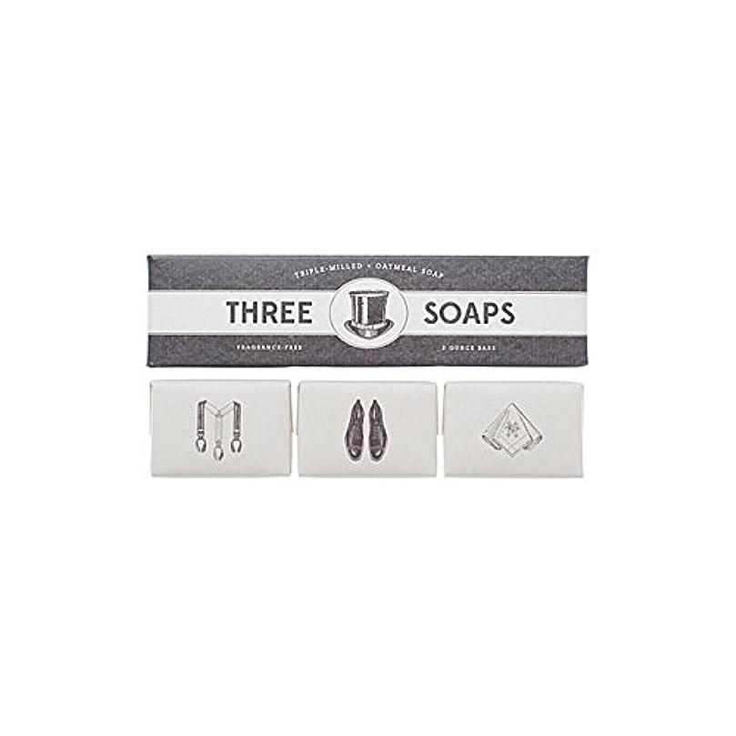 法医学日付付きリットル石鹸のイゾラトリオ x2 - Izola Trio Of Soaps (Pack of 2) [並行輸入品]