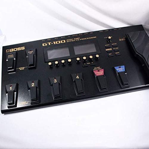 BOSS/GT-100 COSM Amp Effects Processor ボスの詳細を見る