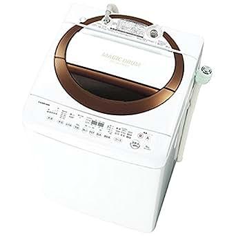 東芝 全自動洗濯機(DDインバーター洗濯機) ブラウン AW-6D3M(T) AW-6D3M(T)