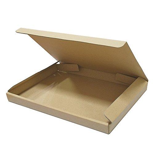 BOXSTATION ダンボール箱 段ボール ゆうパケット クリックポスト 箱 A4 60サイズ 100枚セット