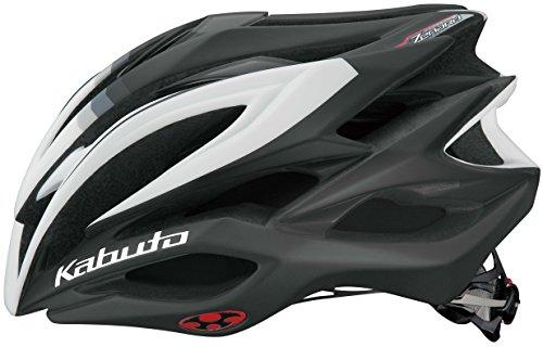 OGK KABUTO(オージーケーカブト) ヘルメット ZENARD アクトマットブラック S/M (頭囲 55cm~56cm)