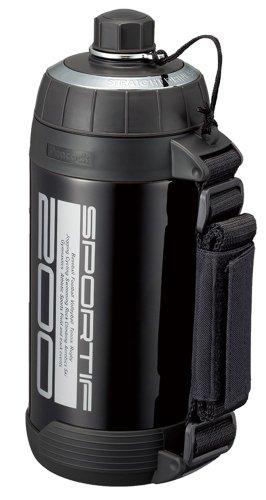 ピーコック ダイレクトボトル 2L グロスブラック ADT-200-BG(1コ入)