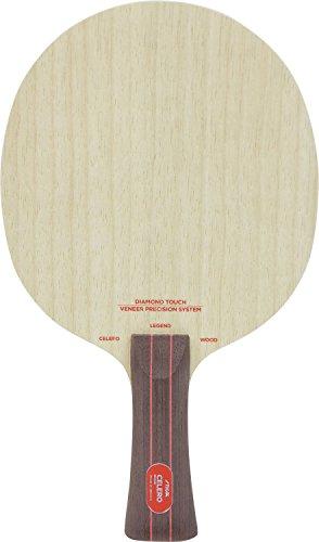 STIGA(スティガ) 卓球 ラケット セレロウッド 太いフレアグリップ 1072-01