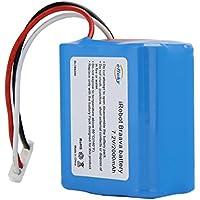 efluky ブラーバ 380J バッテリー 2000mAh/2500mAh / 3500mAh for Irobot Braava 380J/380T/Mint Plus 5200 5200c 5200B 対応 交換用ニッケル水素 充電池 2.0Ah 汎用 7.2V 大容量 充電池(2000mAh)