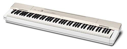 CASIO PX-160-GD シャンパンゴールド調  Privia プリヴィア  電子ピアノ 88鍵盤