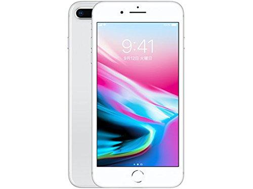 【国内版SIMフリー】 iPhone 8 Plus 64GB シルバー MQ9L2J/A 白ロム 5.5インチ Apple