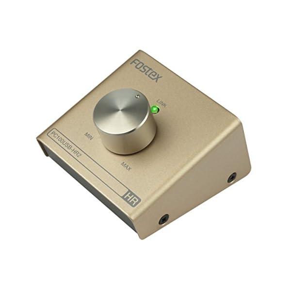 FOSTEX ボリュームコントローラー ハイレゾ...の商品画像
