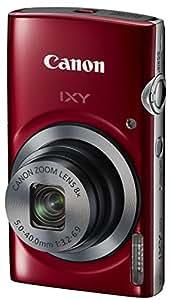 Canon デジタルカメラ IXY150 レッド 光学8倍ズーム IXY150(RE)