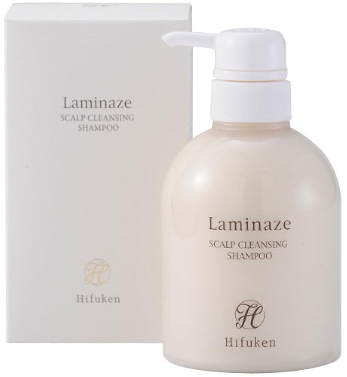 かんたん成熟した下るLaminaze(ラミナーゼ) スカルプクレンジングシャンプー 400ml