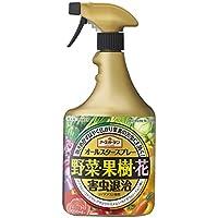 アース製薬 アースガーデン オールスタースプレー(野菜・果樹・花の害虫退治) 1000ml