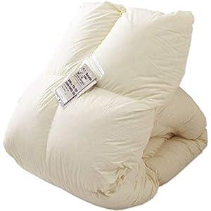 タンスのゲン 羽毛布団 シングルロング 日本製...の関連商品7
