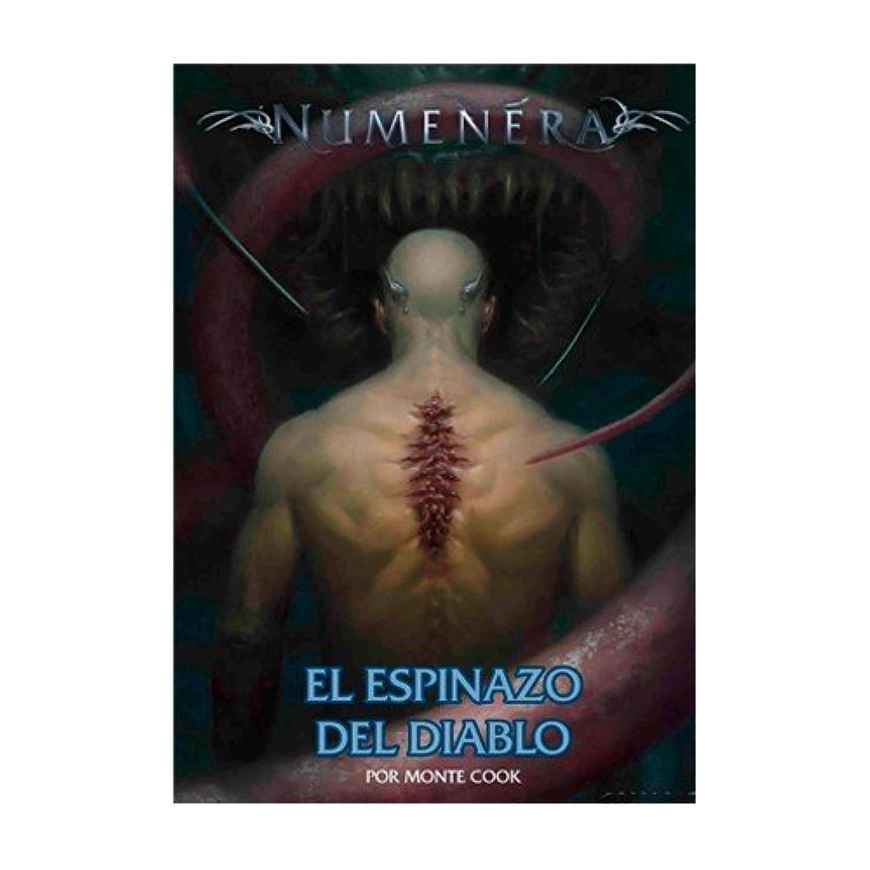 NumenéraEl Espinazo del Diablo(holocubierta holnum03)