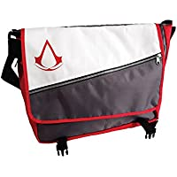 Official Assassin's Creed Core Crest Logo Messenger Bag School Bag