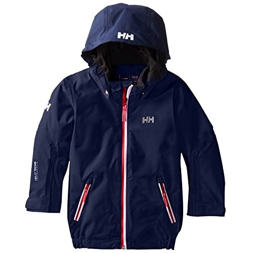 Helly Hansen Kid's Spring Rain Jacket [並行輸入品]