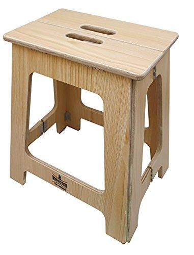 Wood Step Stool ウッドステップスツール L H04-0012