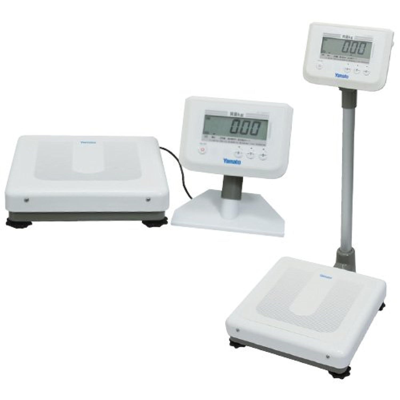 ヤマト デジタル体重計(検定付) ????????????????? DP-7900PW-S(??????)(24-4107-01)【1台単位】