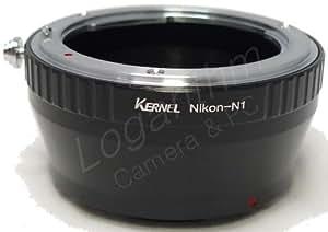 Kernel ニコンFマウントレンズ-Nikon1マウントアダプター NF-N1